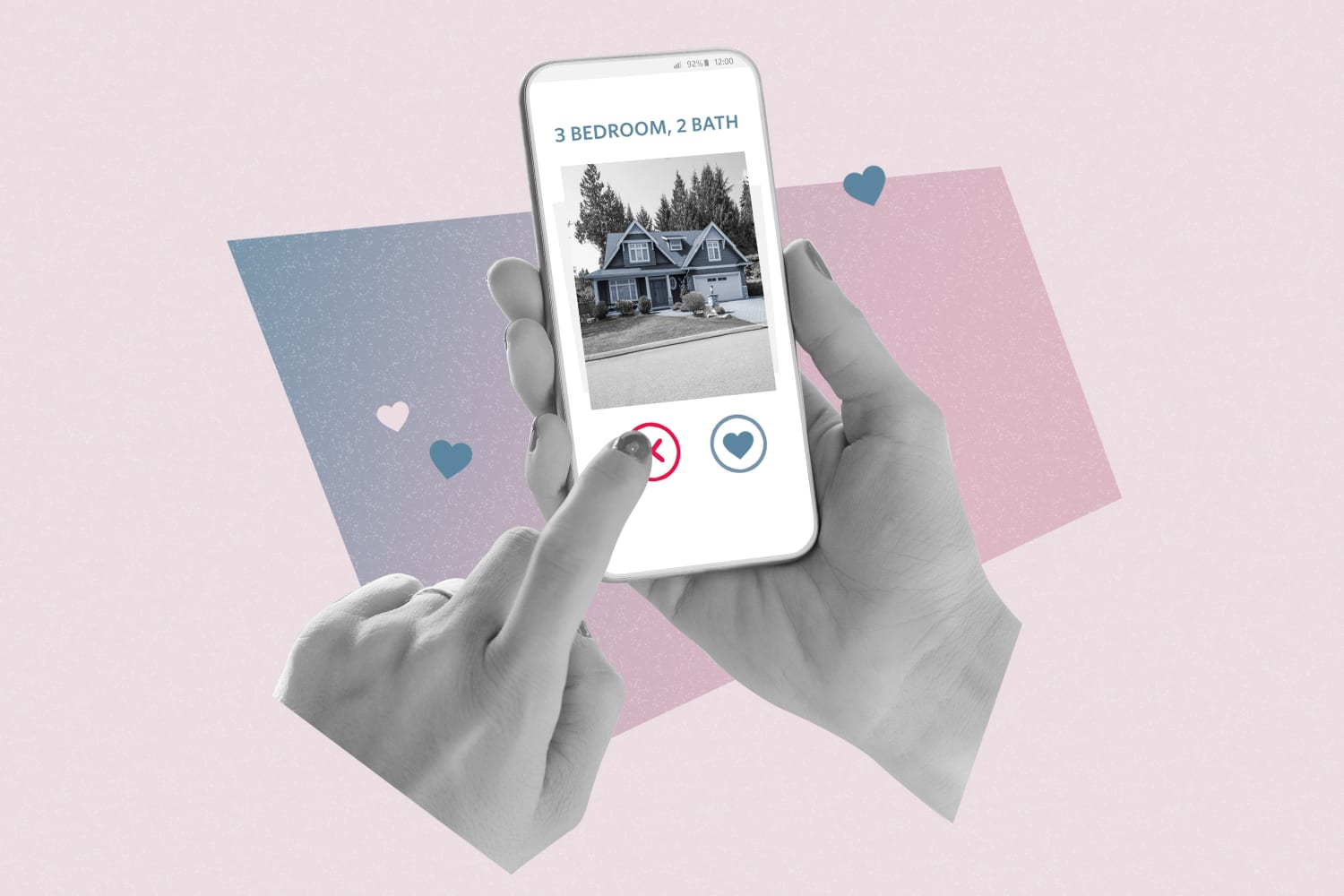 5 Ways House-Hunting Is Exactly Like Going on a Bunch of First Dates