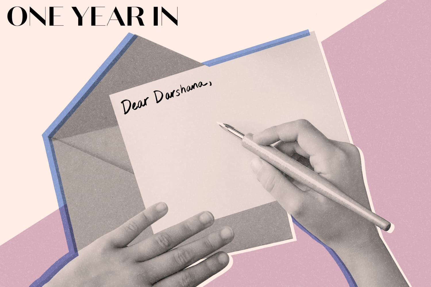 I Started Writing Letters Last Year to Feel Close to People Again — and I'm Not Going to Stop