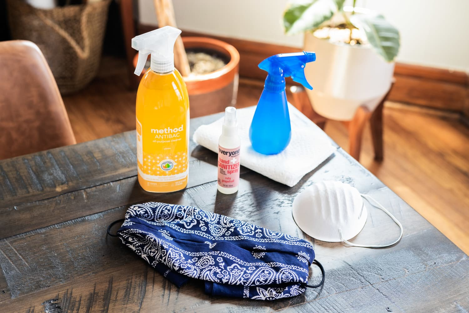 5 Disinfecting Steps You Should Still Be Taking (And 4 You Can Let Go), According to Experts
