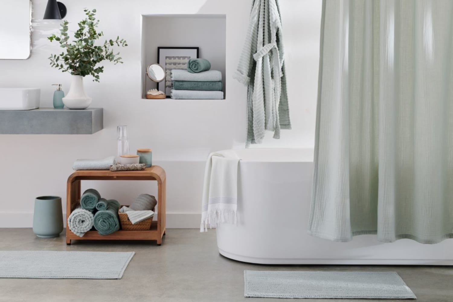 Bed Bath & Beyond Just Launched the Most Luxurious (and Affordable) Line of Bath Essentials