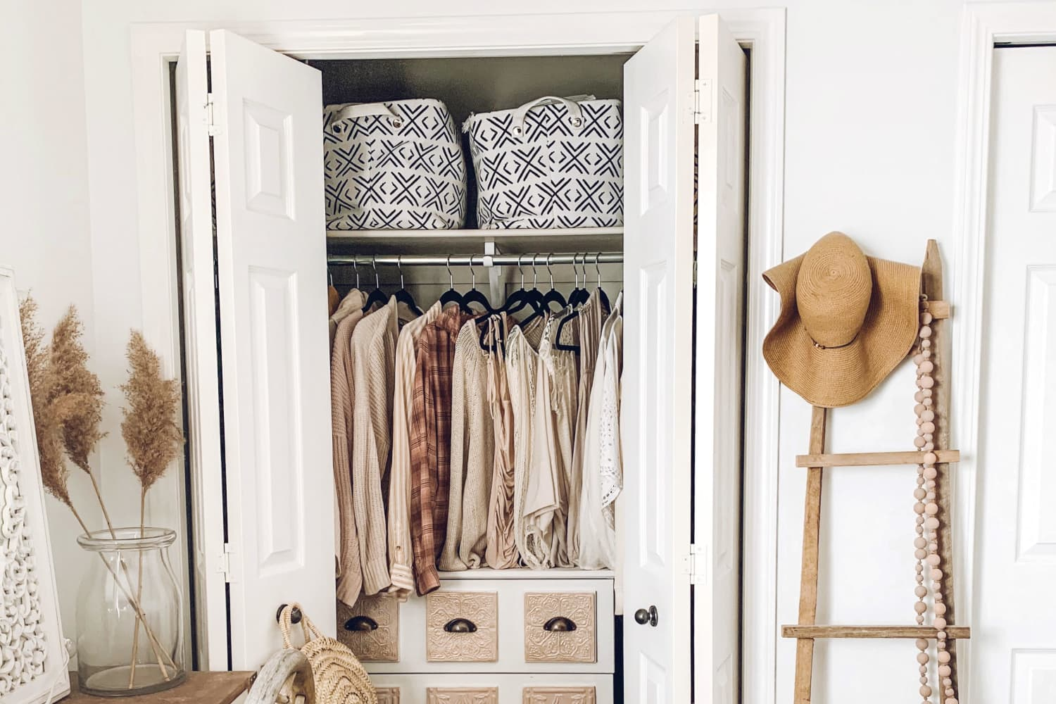 5 IKEA Hacks for Small Closets | Apartment Therapy