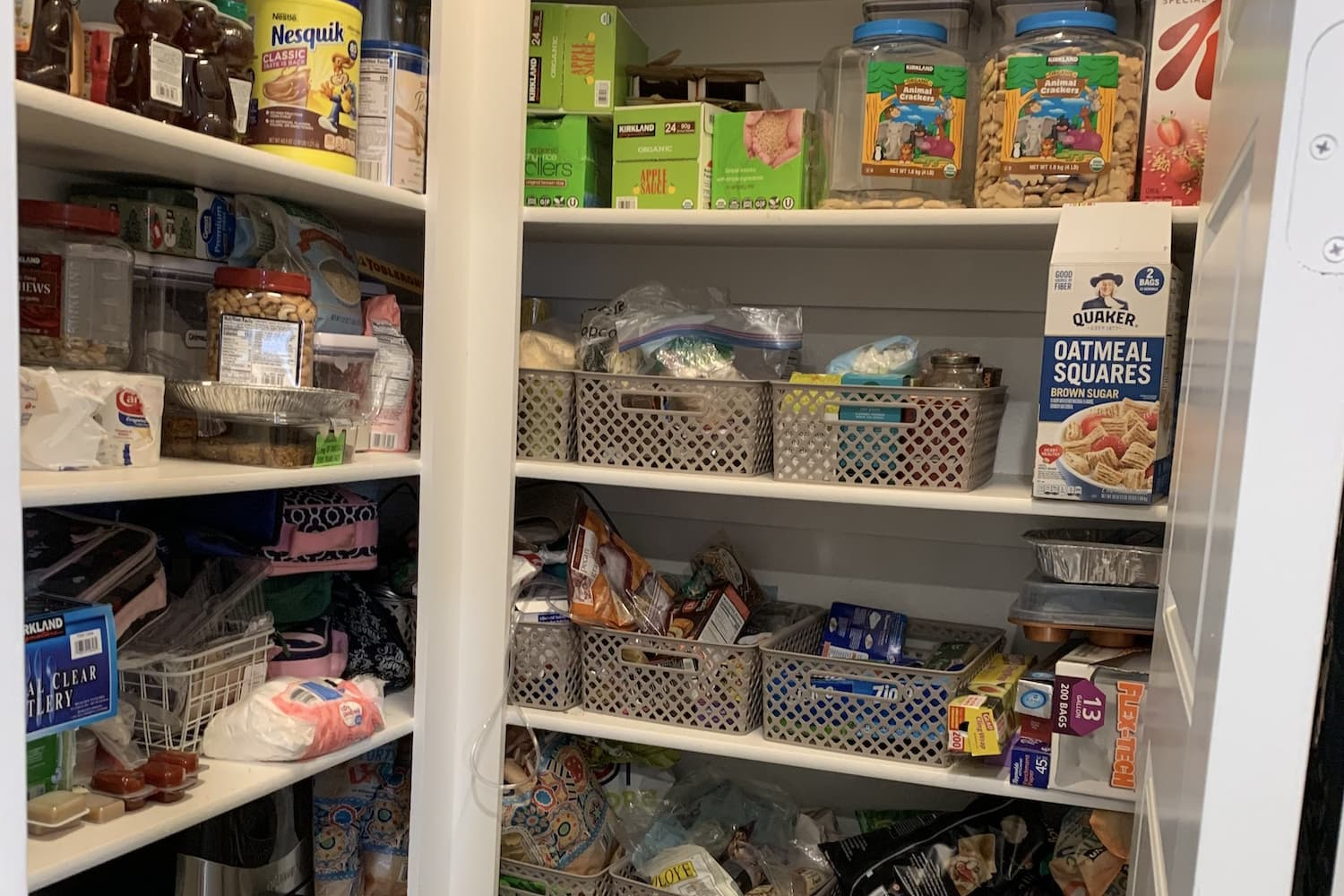 Before and After: This $350 Pantry Redo Is a Master Class in Organization