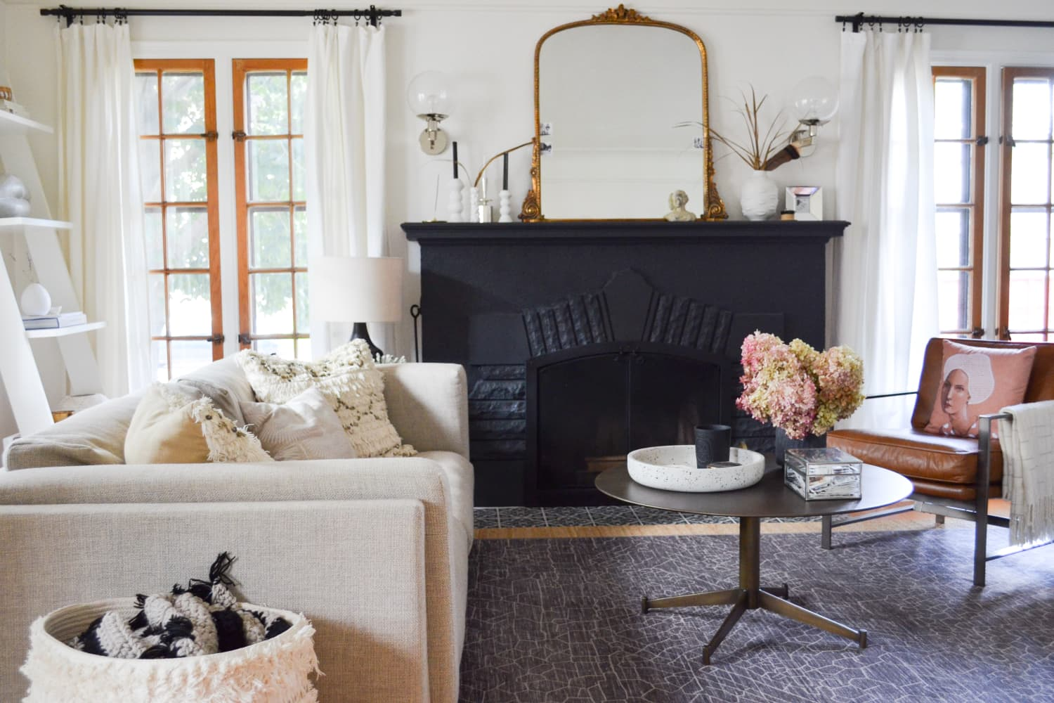 Transitional 1930s Tudor Style Home Photos Apartment Therapy