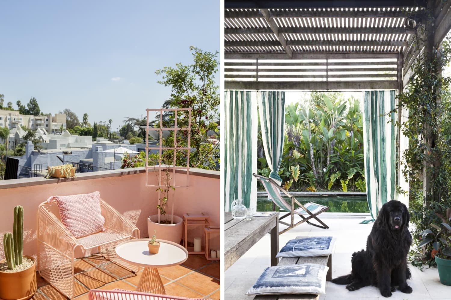 The Best Outdoor Living Spaces Apartment Therapy