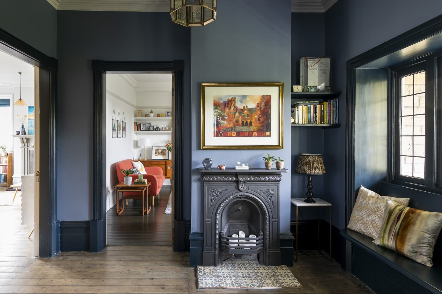 Every Room of This Renovated UK Edwardian Has Been Enviably Restored & Refreshed