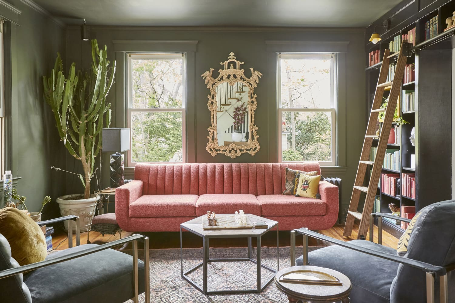 This Eclectic Family Home Embraces Color While Exuding Sophistication