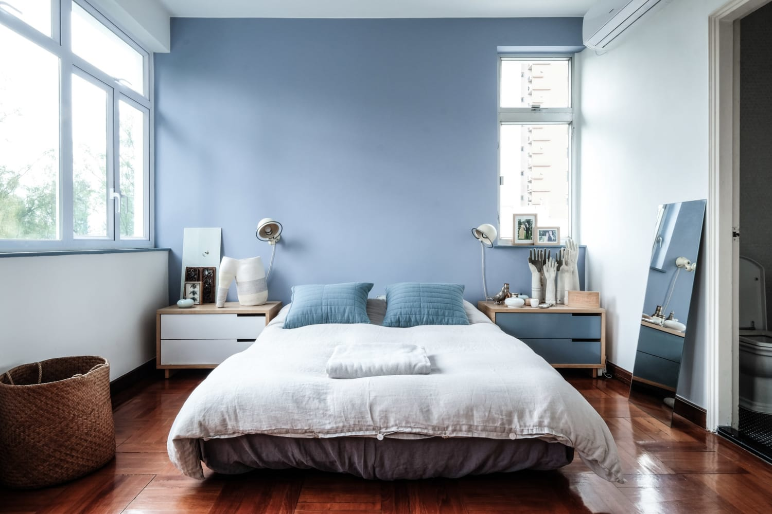 This Is the Color to Paint Your Bedroom If You Want Better Sleep, According to Sleep and Design Experts