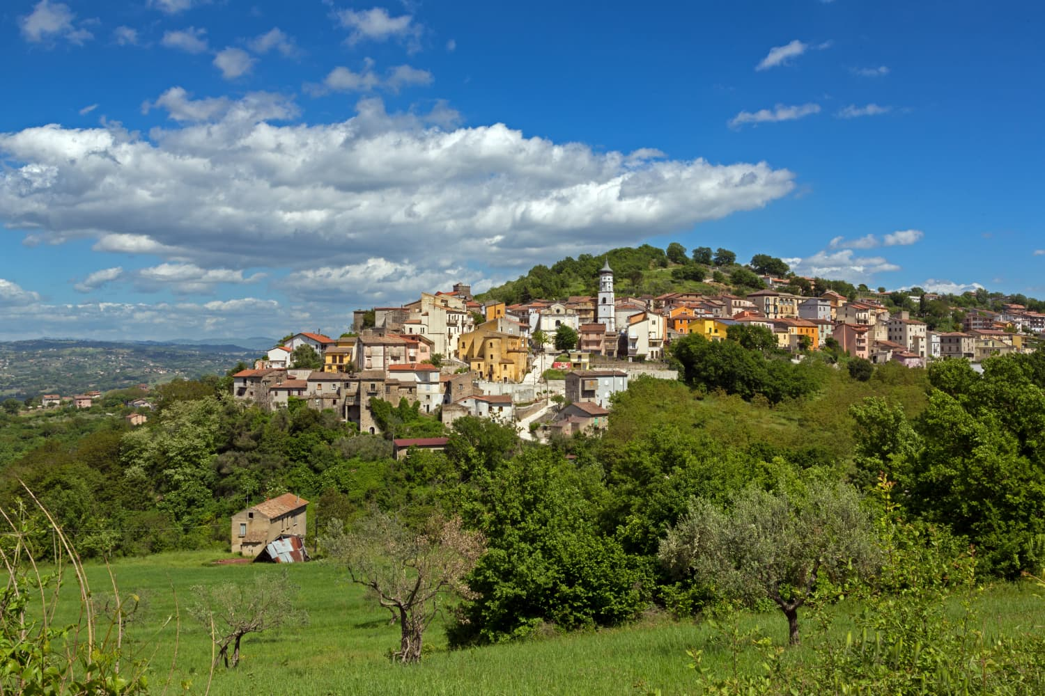 You Can Live in a Gorgeous Italian Town Practically Rent-Free—Here's How