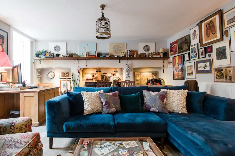 Take a Peek Inside Jane Austen's Former Home in Bath, England