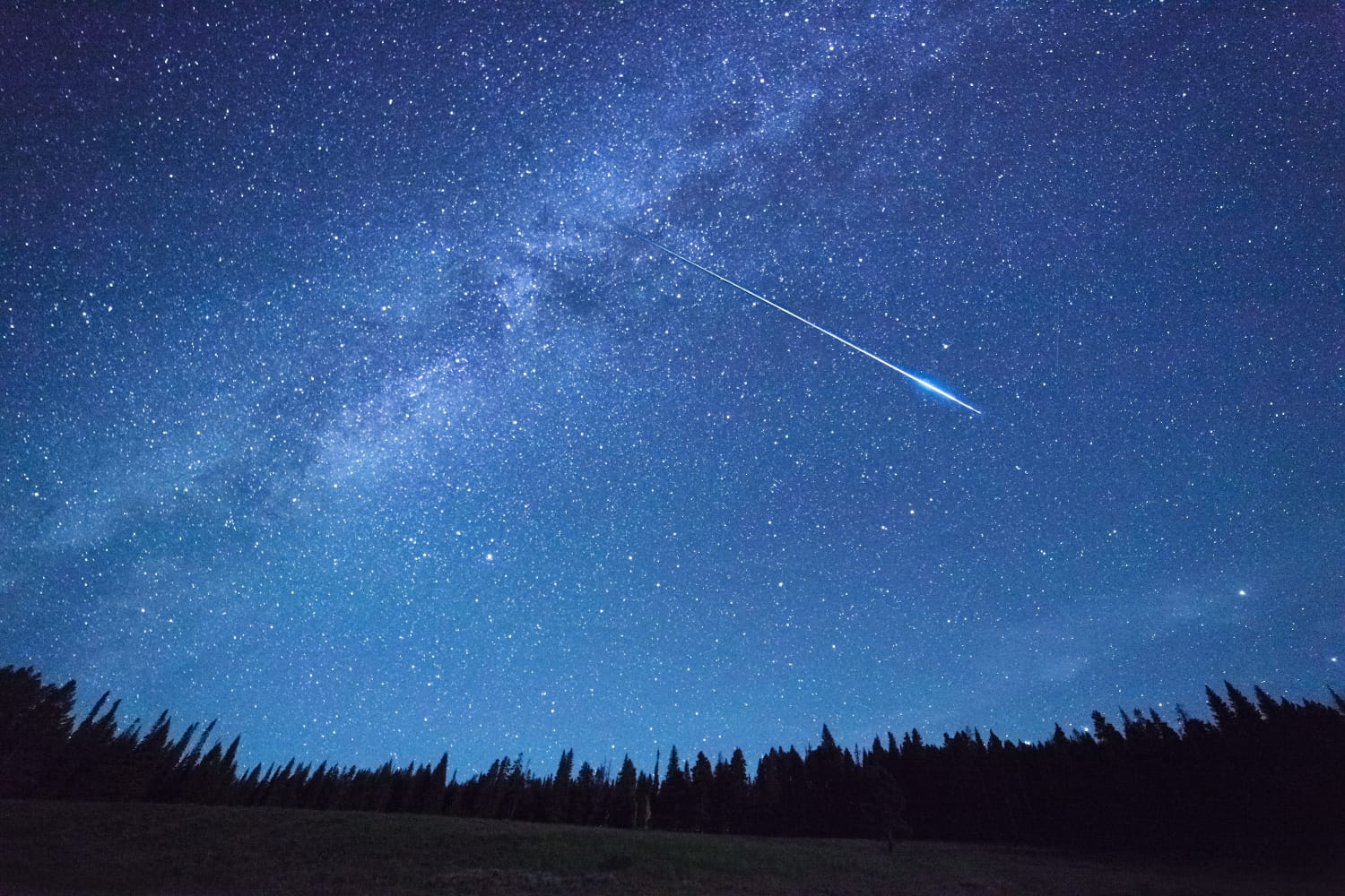 You Won't Want To Miss Spring's Biggest Meteor Shower This Week