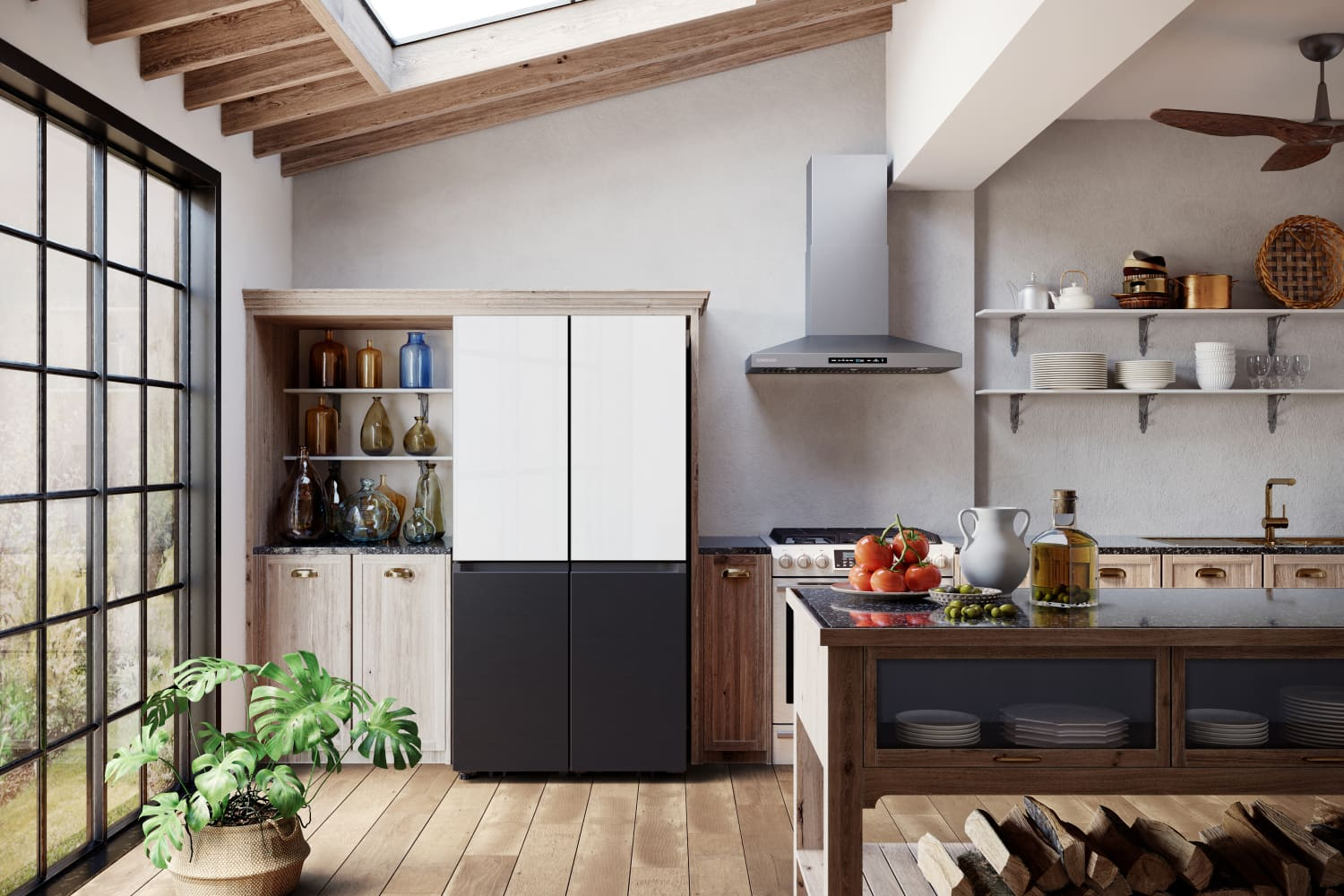 Samsung's New Refrigerator Can Be Configured Over 4,000 Ways