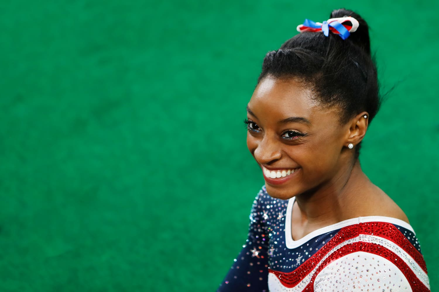 Simone Biles Has a Swing Set Picnic Table and Here's Where You Can Get It
