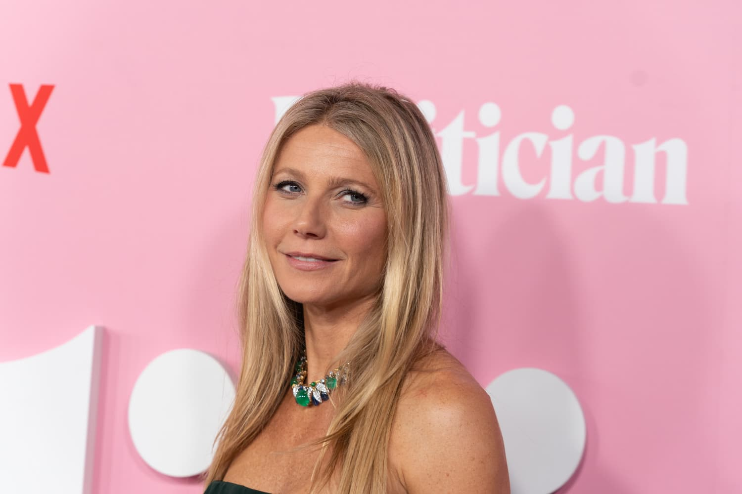 Gwyneth Paltrow's Entryway Has a Luxe Take on the Classic Checkerboard Floor