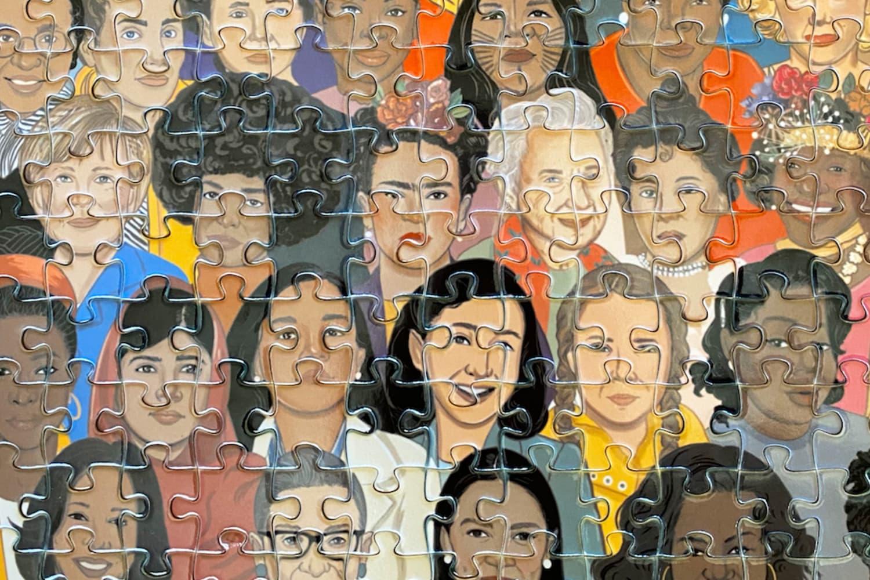 JIGGY's New Puzzle Celebrates Female Trailblazers For Women's History Month
