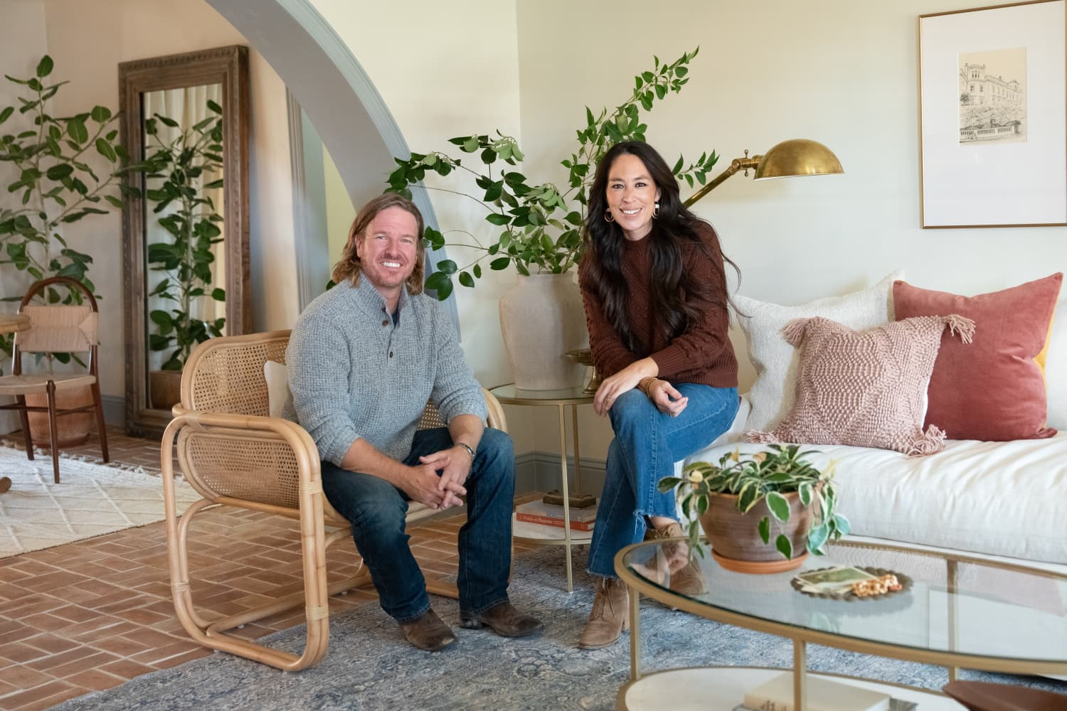 Chip and Joanna Gaines Just Announced When Magnolia Network Is Debuting on Cable