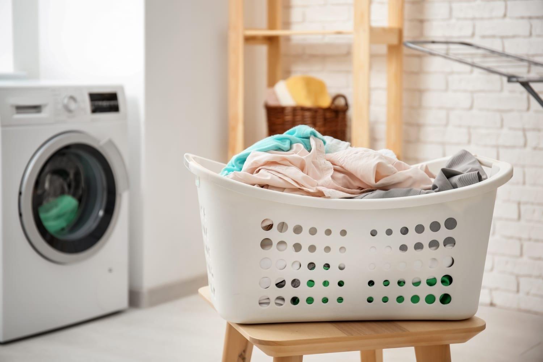 Um, Why Do Laundry Baskets Have Holes?