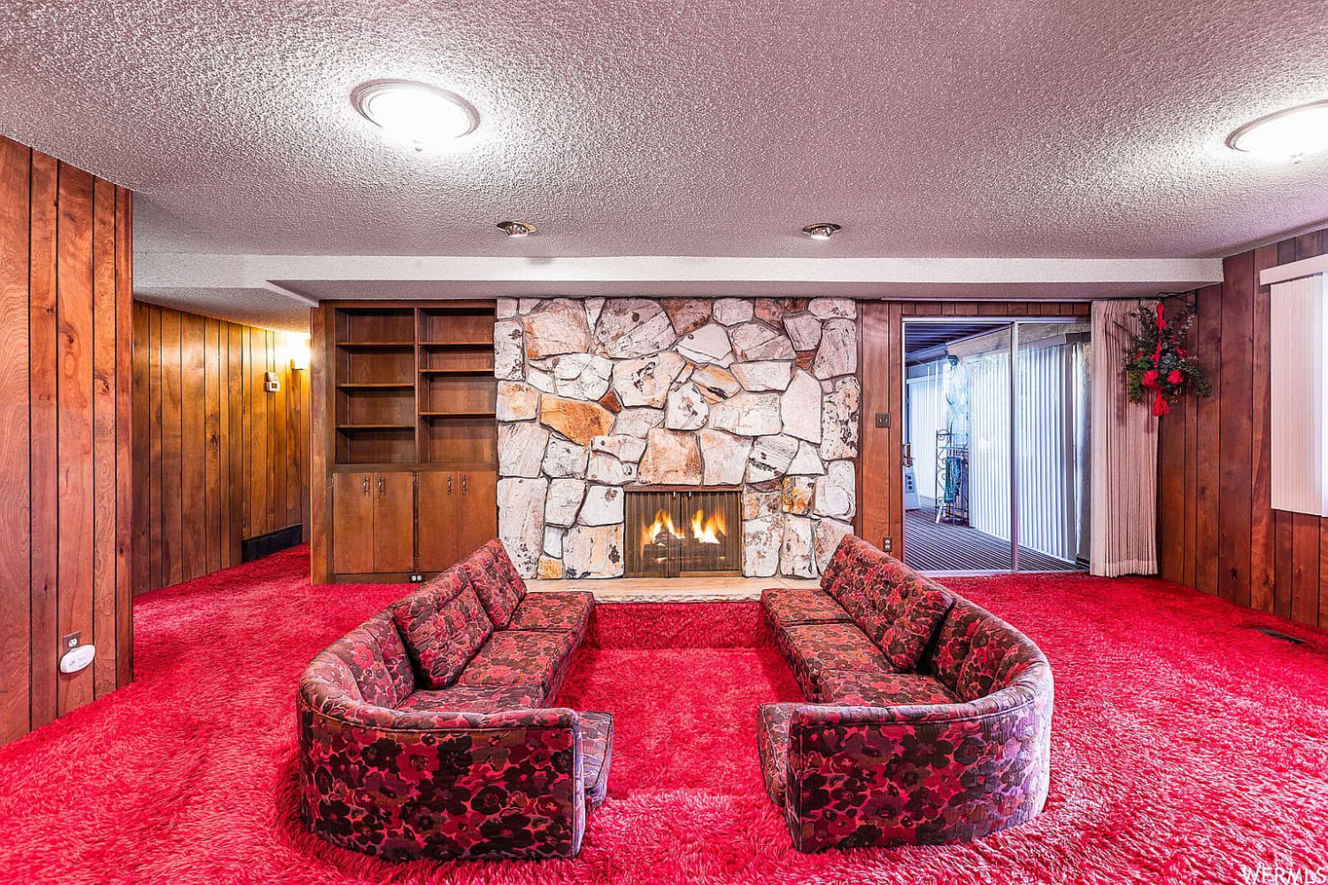This Time Capsule House for Sale in Salt Lake City Has a Groovy Conversation Pit