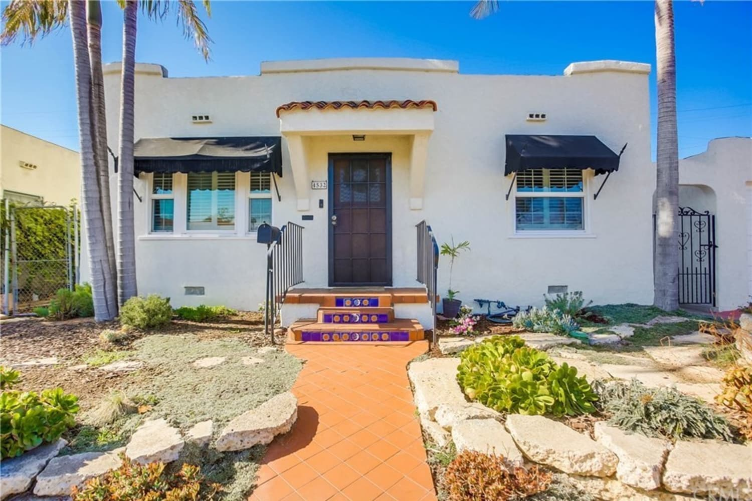 You Need to Peek Inside This Adorable Mission-Style Cottage for Sale in San Diego