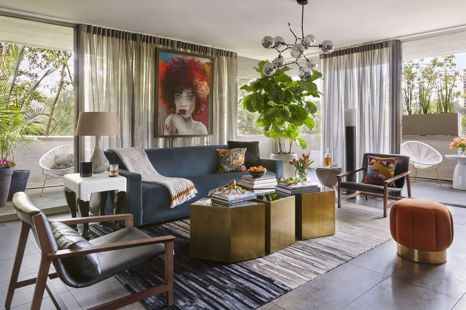 8 Unexpected Color Combinations Interior Designers Are Loving Right Now