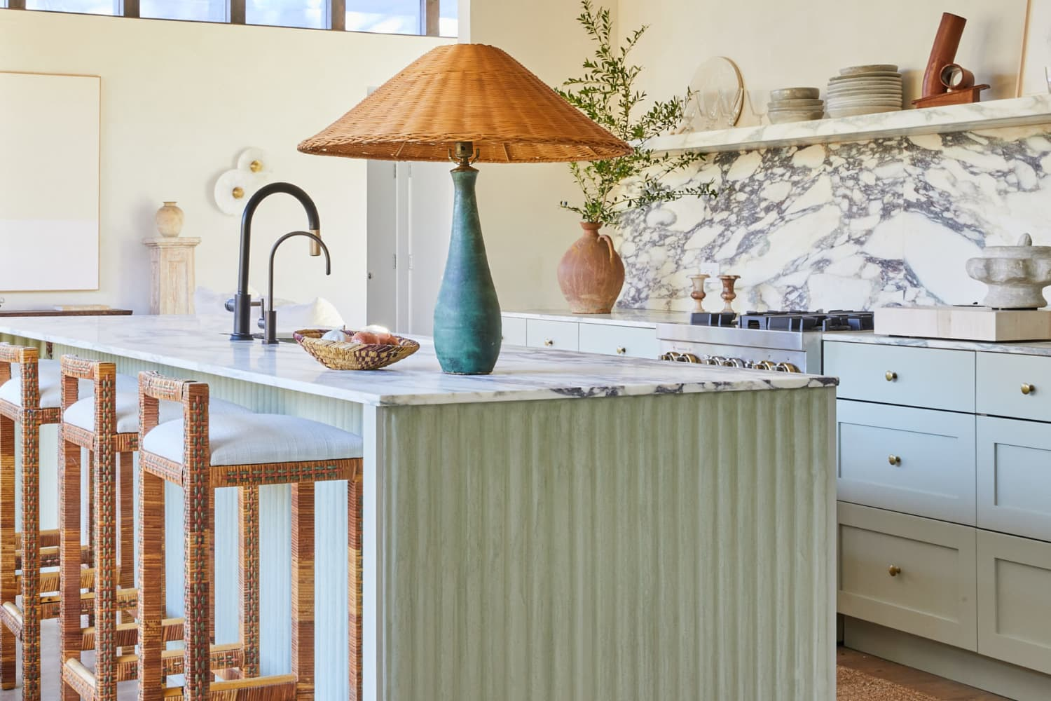This Backsplash Has Officially Replaced Subway Tile, and I'm Not Mad at It