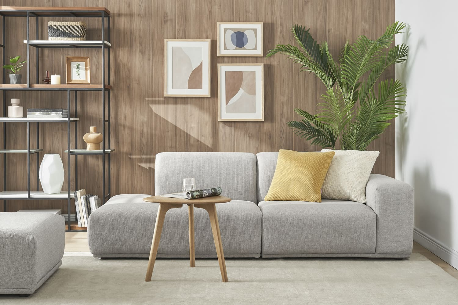 This New DTC Furniture Brand Is Like if West Elm and CB2 Had a Baby