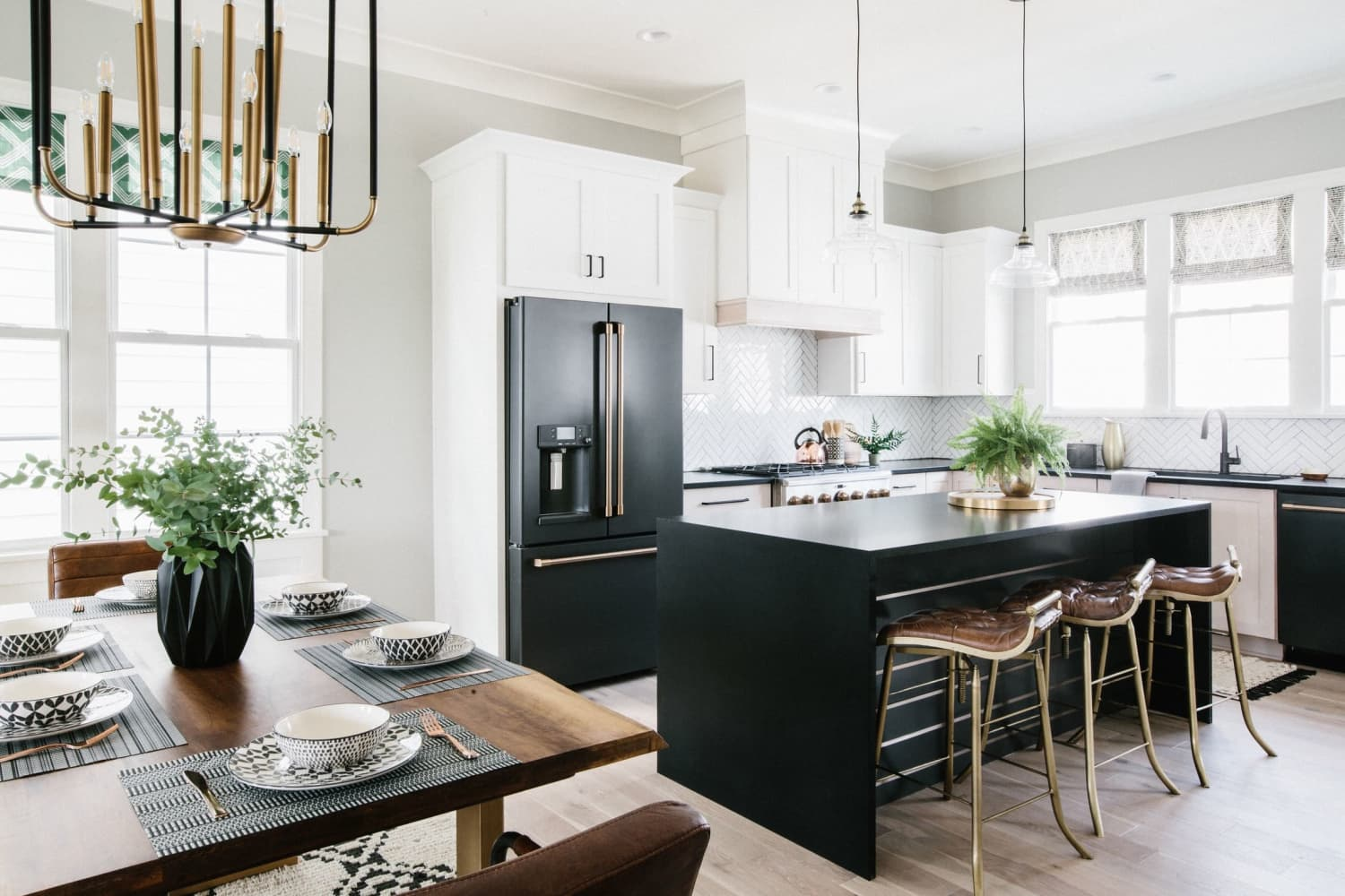 This Kitchen and Bath Trend Is Good for Anyone Looking to Add Character and Shine to an Upcoming Project