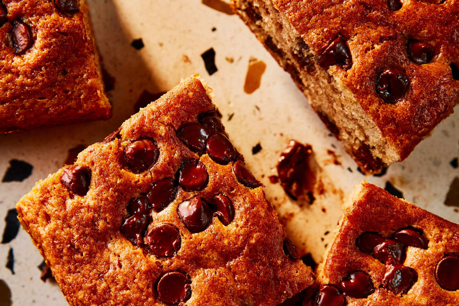 The Magic Chocolate Chip Banana Cake I Couldn't Get Enough of as a New Parent