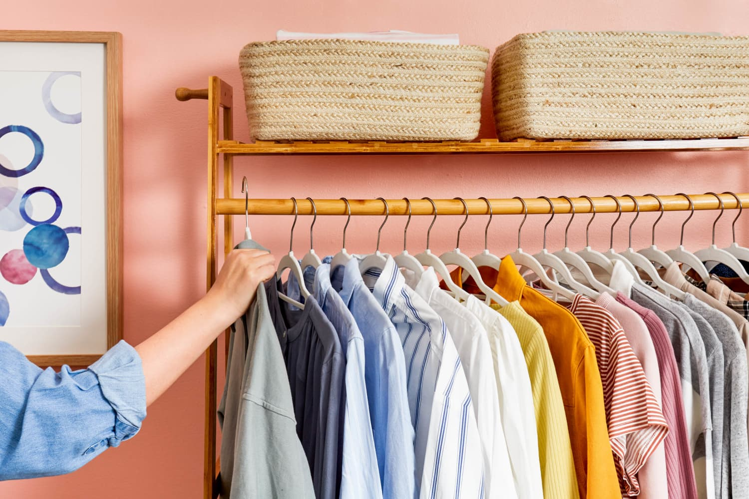 4 Clothes Organizers That Are Always Worth it, According to a Closet Concierge