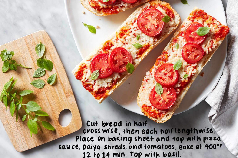 French Bread Pizza Recipe | Kitchn