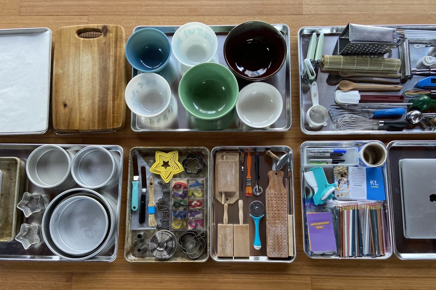 The Brilliant (Customizable) Storage Solution You Haven't Thought of, but Chefs Love