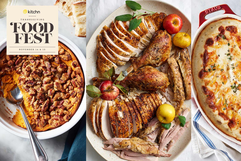 Kitchn Thanksgiving Food Fest: Nov 14 & 15 on Instagram | Kitchn