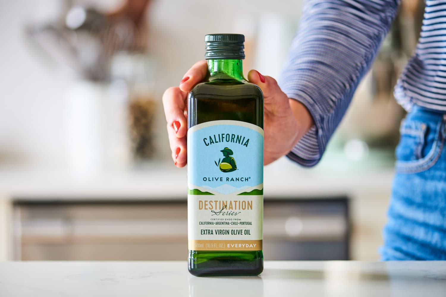 The First Thing You Should Do with a New Bottle of Olive Oil