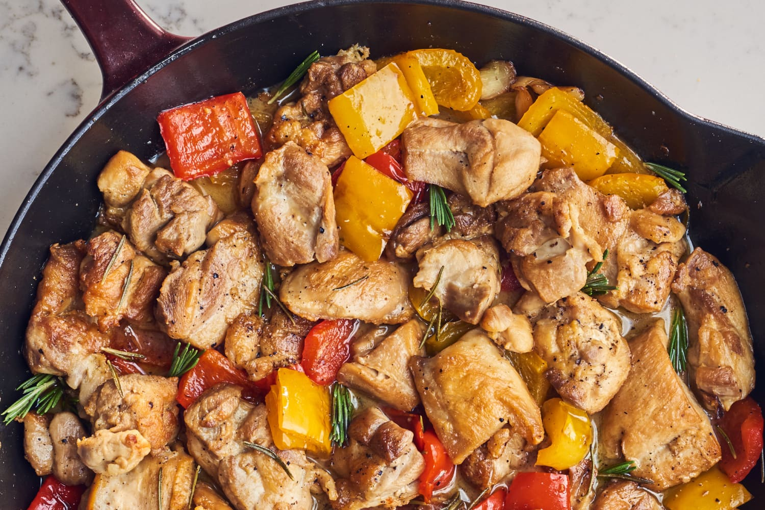 The Italian Chicken Dinner I Make Over and Over Again for My Family