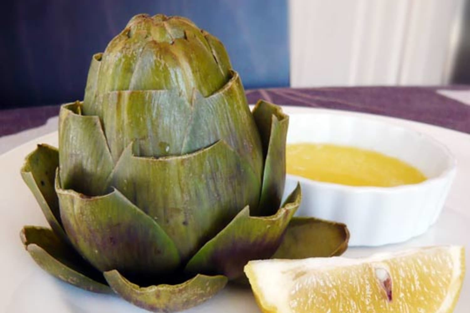 How I Used an Artichoke to Teach My Children About Mindful Eating