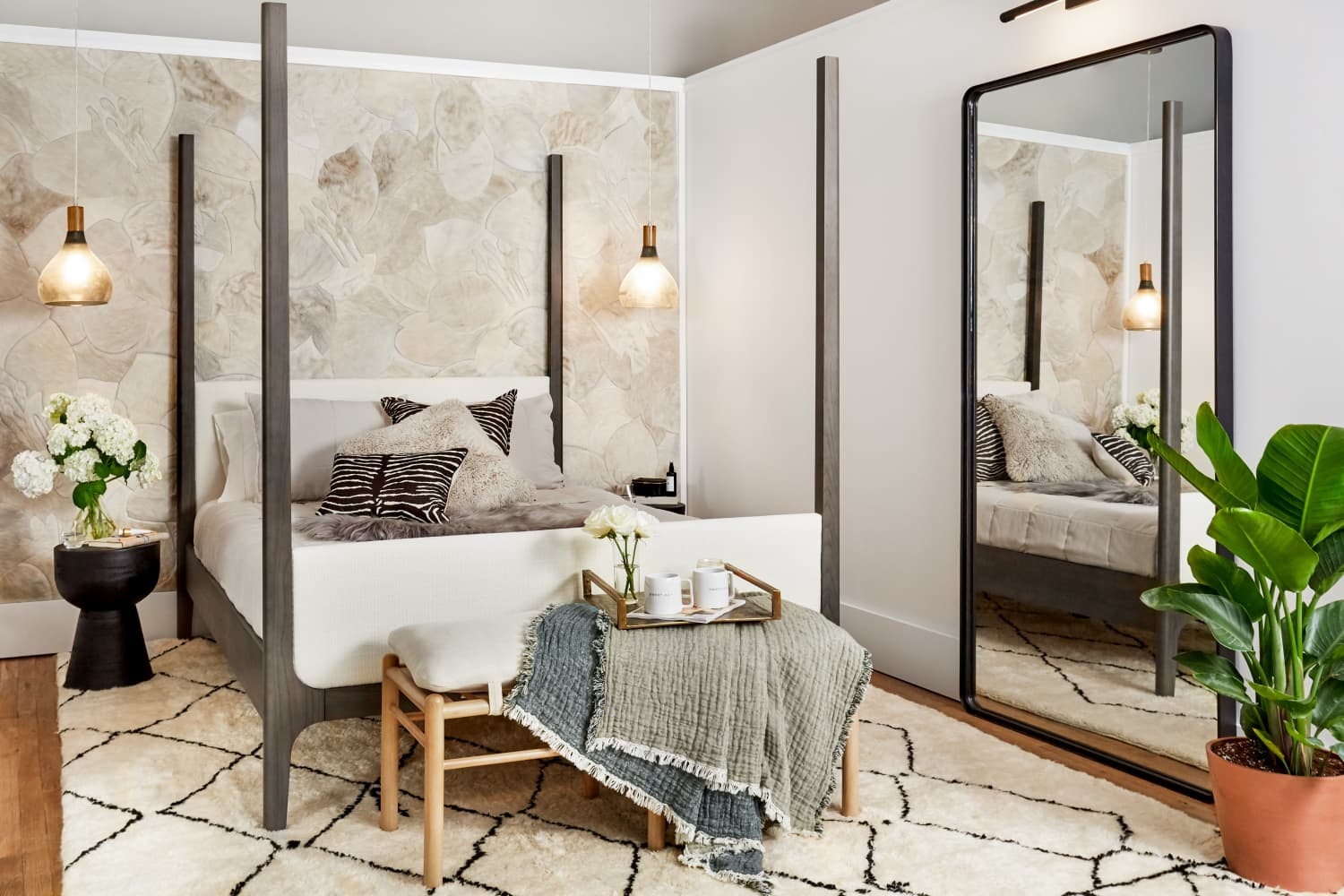 Turn Your Home Into A Calming Retreat With Ayesha Curry's Serenity-Inspired Design