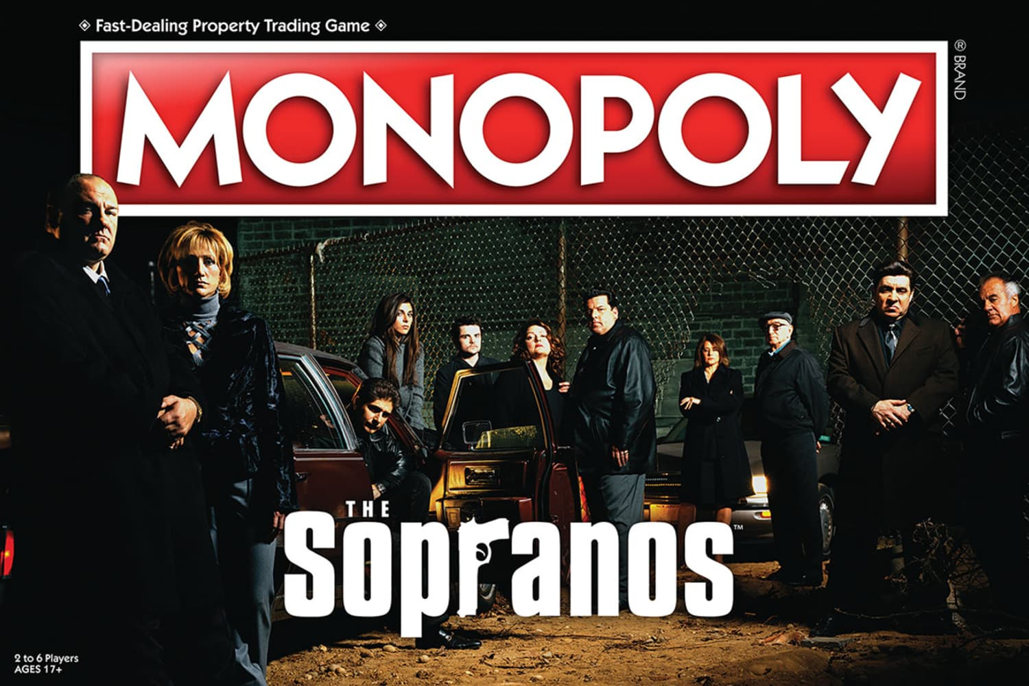 """There's Now a """"The Sopranos"""" Monopoly, Just In Time For """"The Many Saints of Newark"""""""