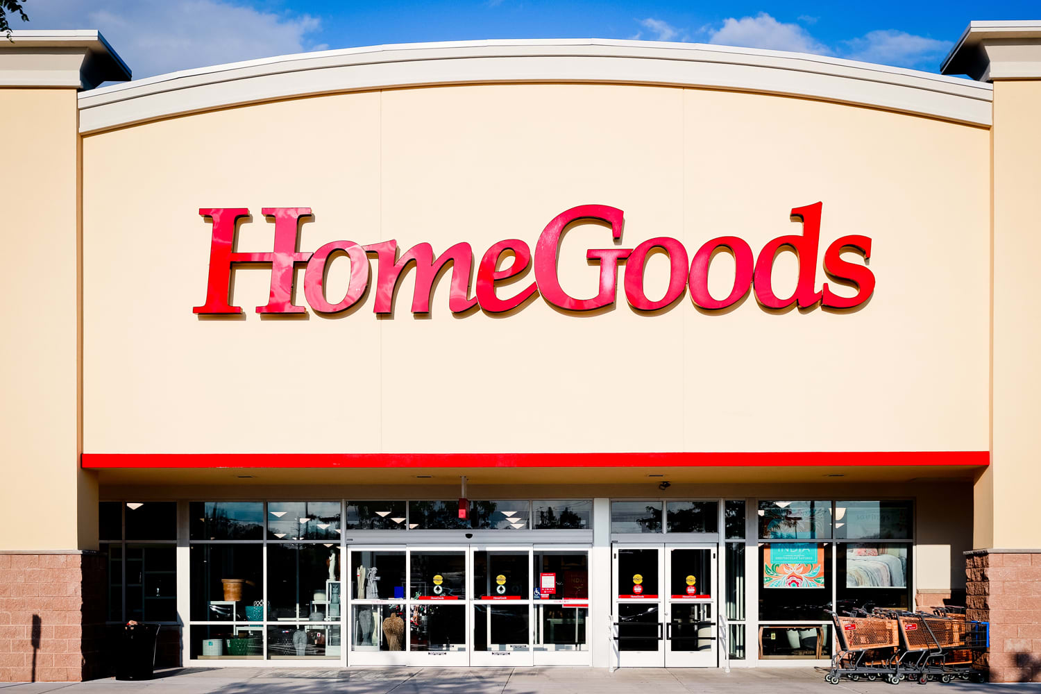 This Is Not a Drill: HomeGoods Just Launched Their Online Store
