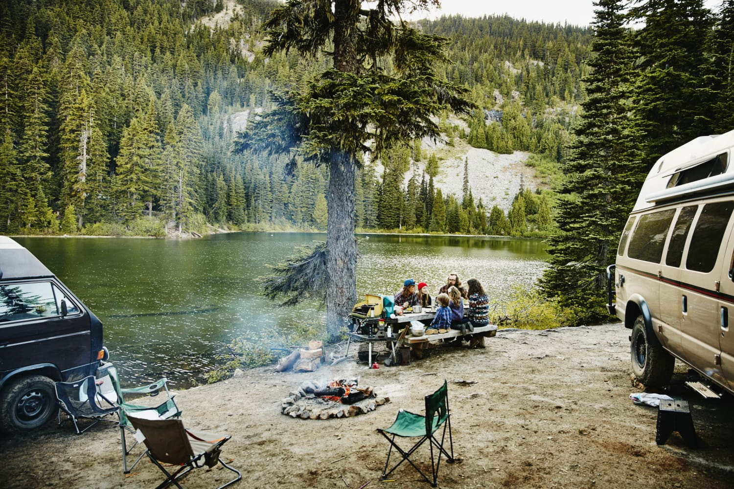 These 9 Camping Essentials Can Convert Even the Least Outdoorsy People
