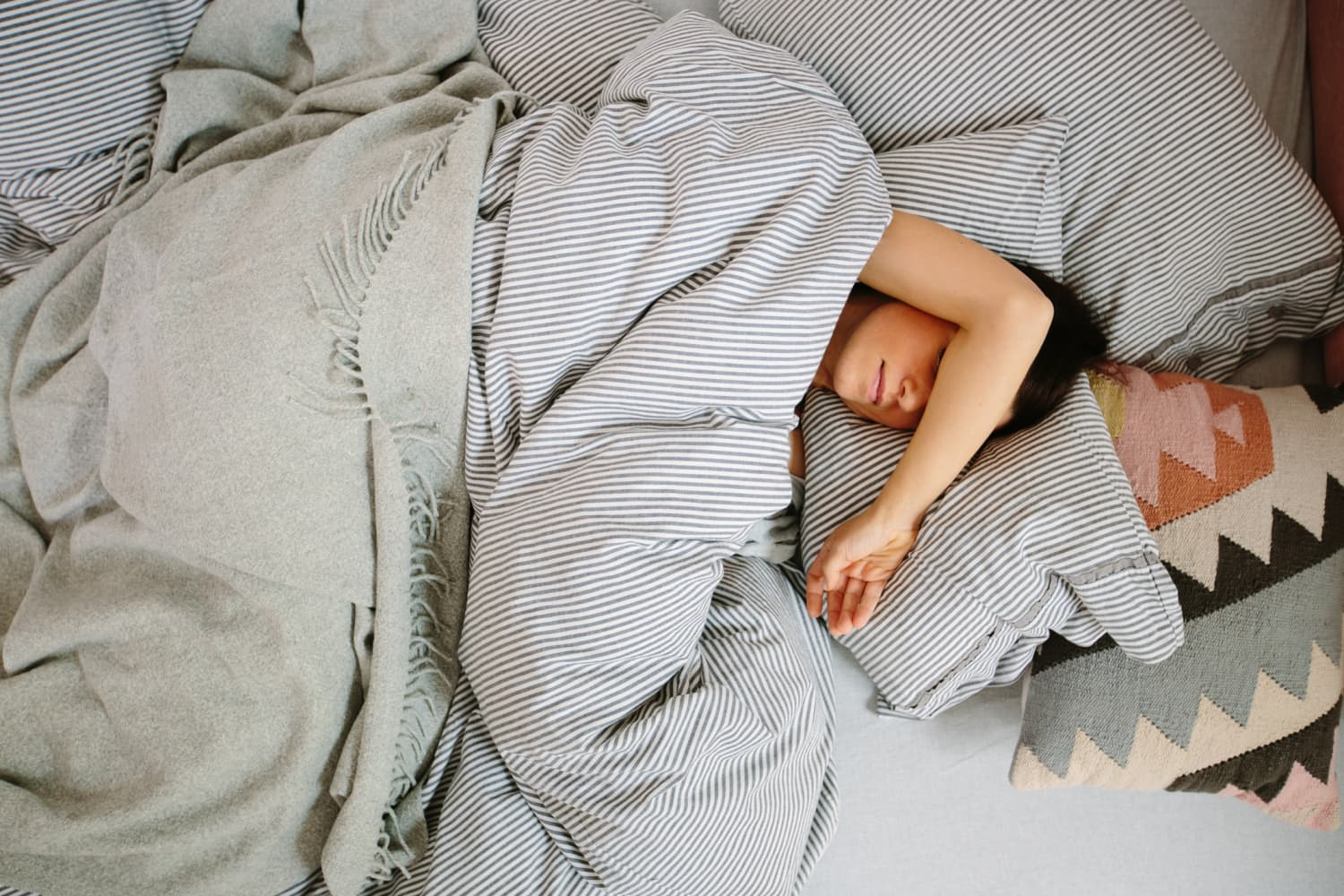 My Search for the Perfect Pillow Is Over Thanks to This Cooling, Fluffy Find