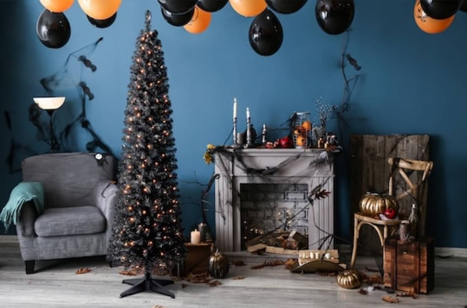From Black Trees to Pumpkin Lanterns, Michaels' Halloween Collection is Here