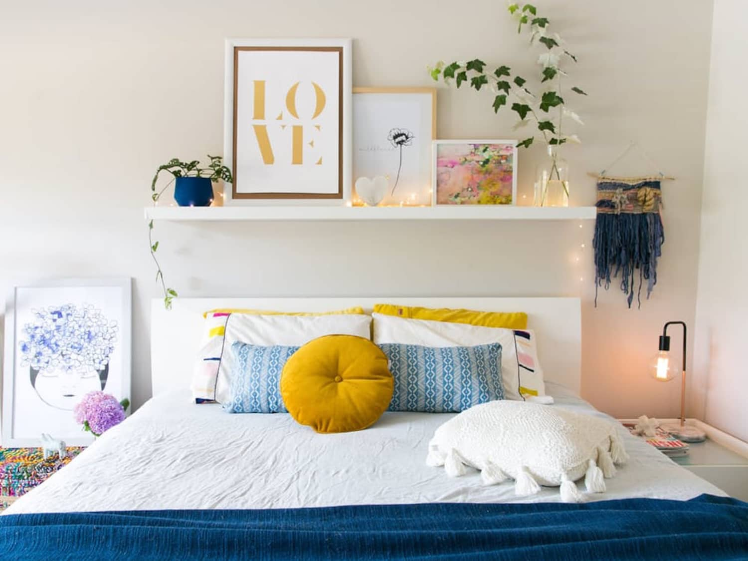 7 Bedside Lamps Designed to Help You Sleep Better—and Look Good Doing It