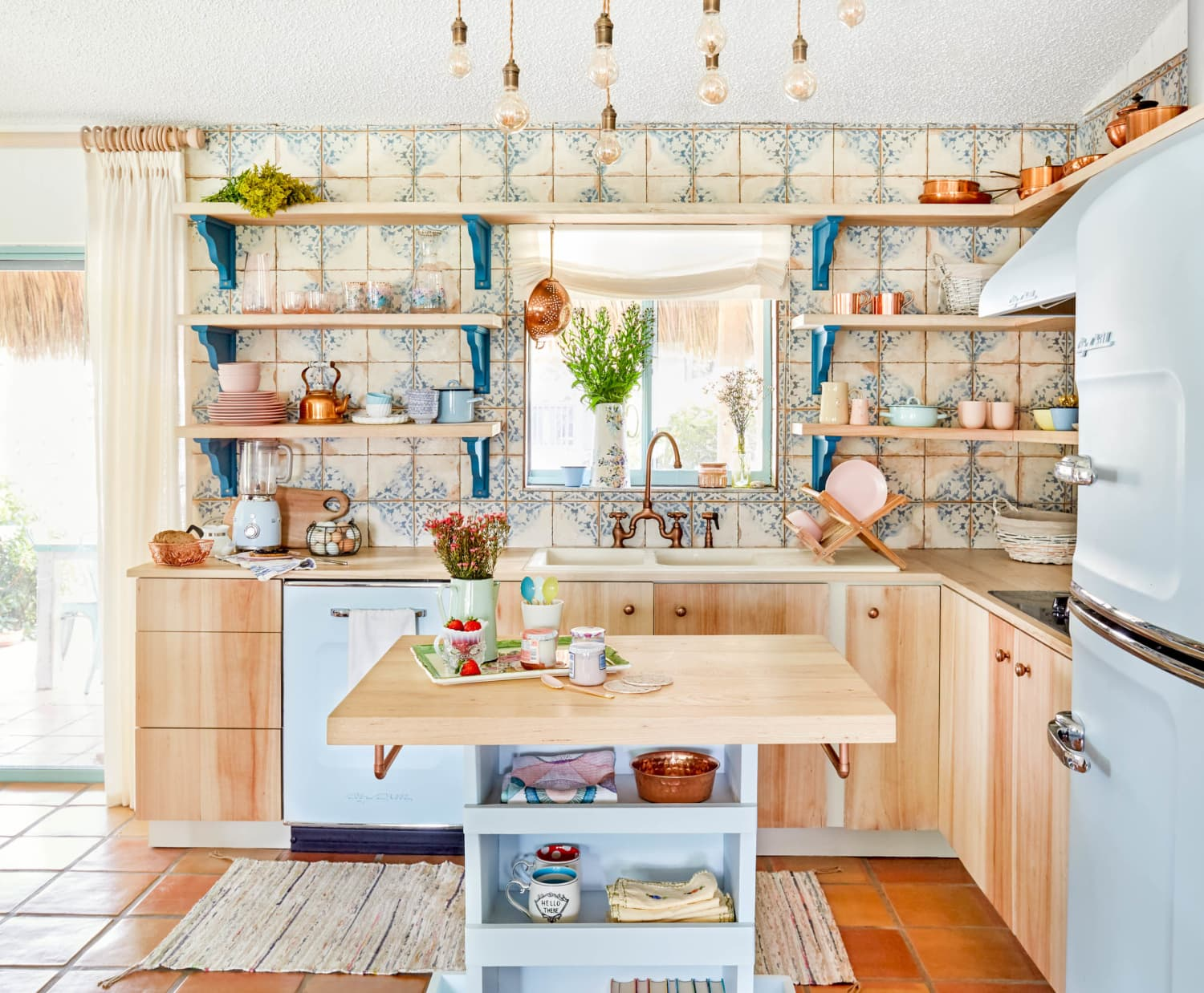 12 country kitchen ideas - how to give a rustic style to