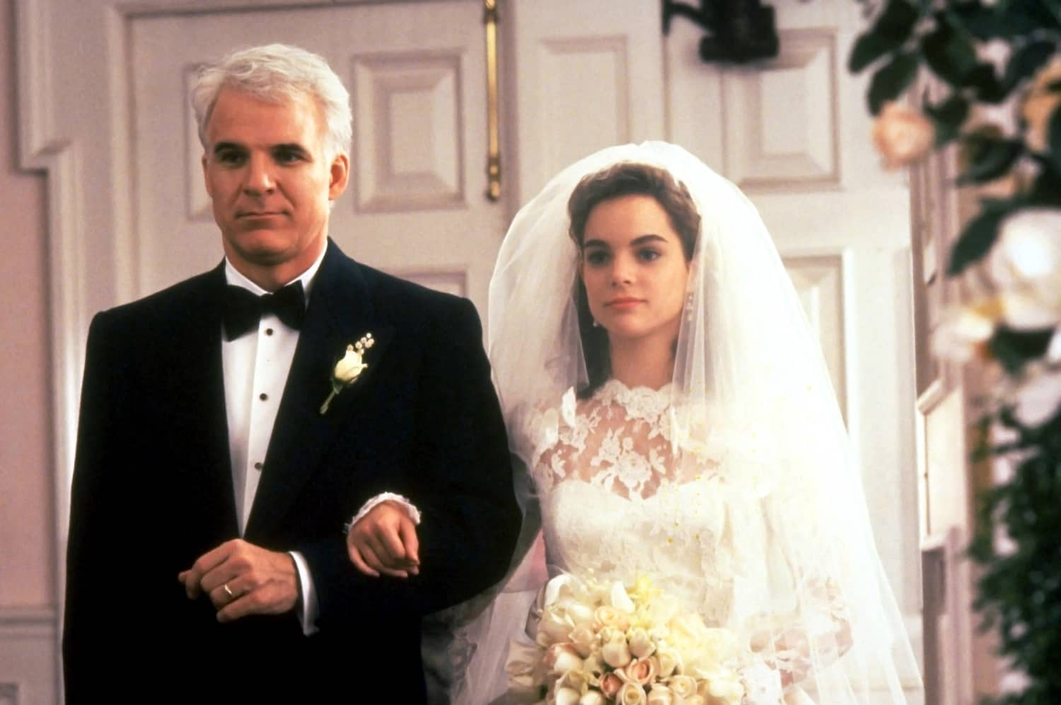 The Star-Studded 'Father of the Bride' Reunion Featured a Zoom Wedding in Sweatpants