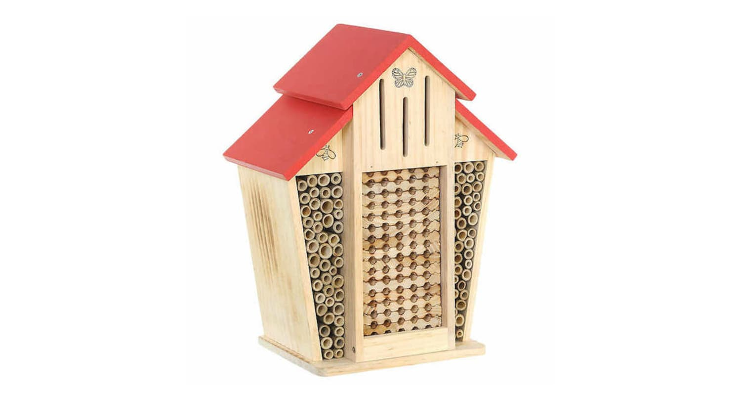 You Can Help Save the Bee Population with This Adorable Bee House From Costco