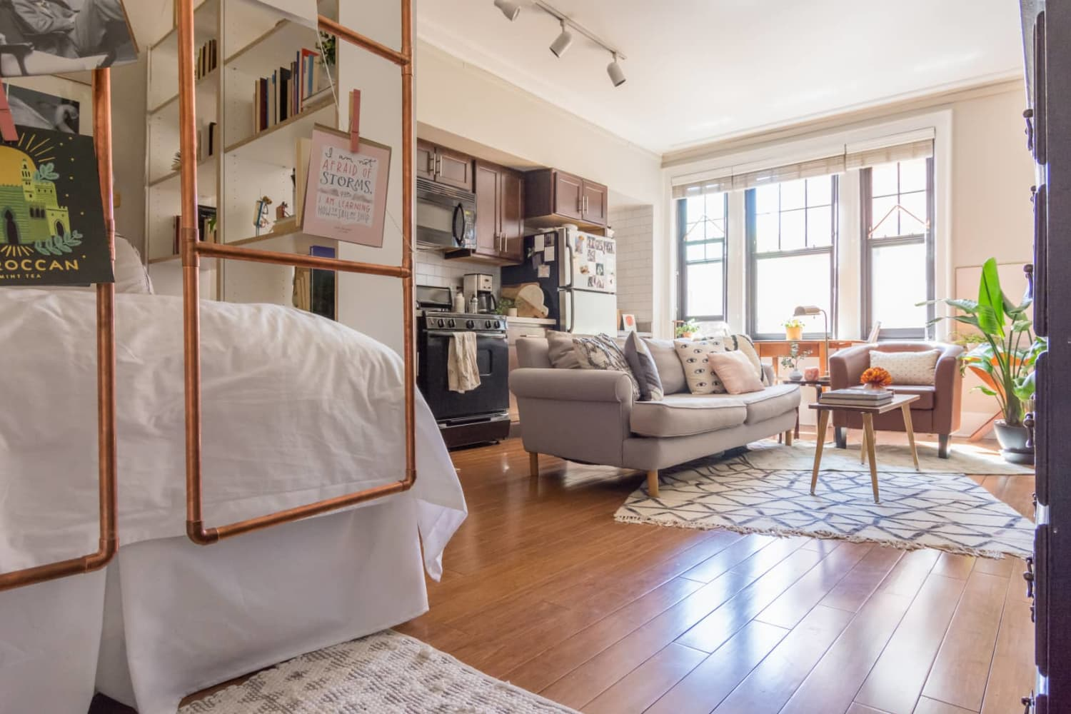 The Best Way to Make a Tiny Apartment Seem Larger, According to a Very Wise Realtor