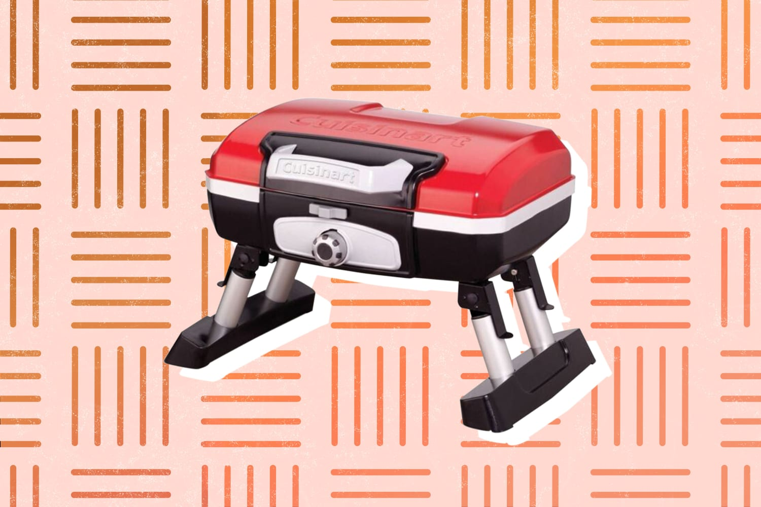 The Perfect Grill for Renters Exists, and It Feels Like Vacation Every Time I Use It