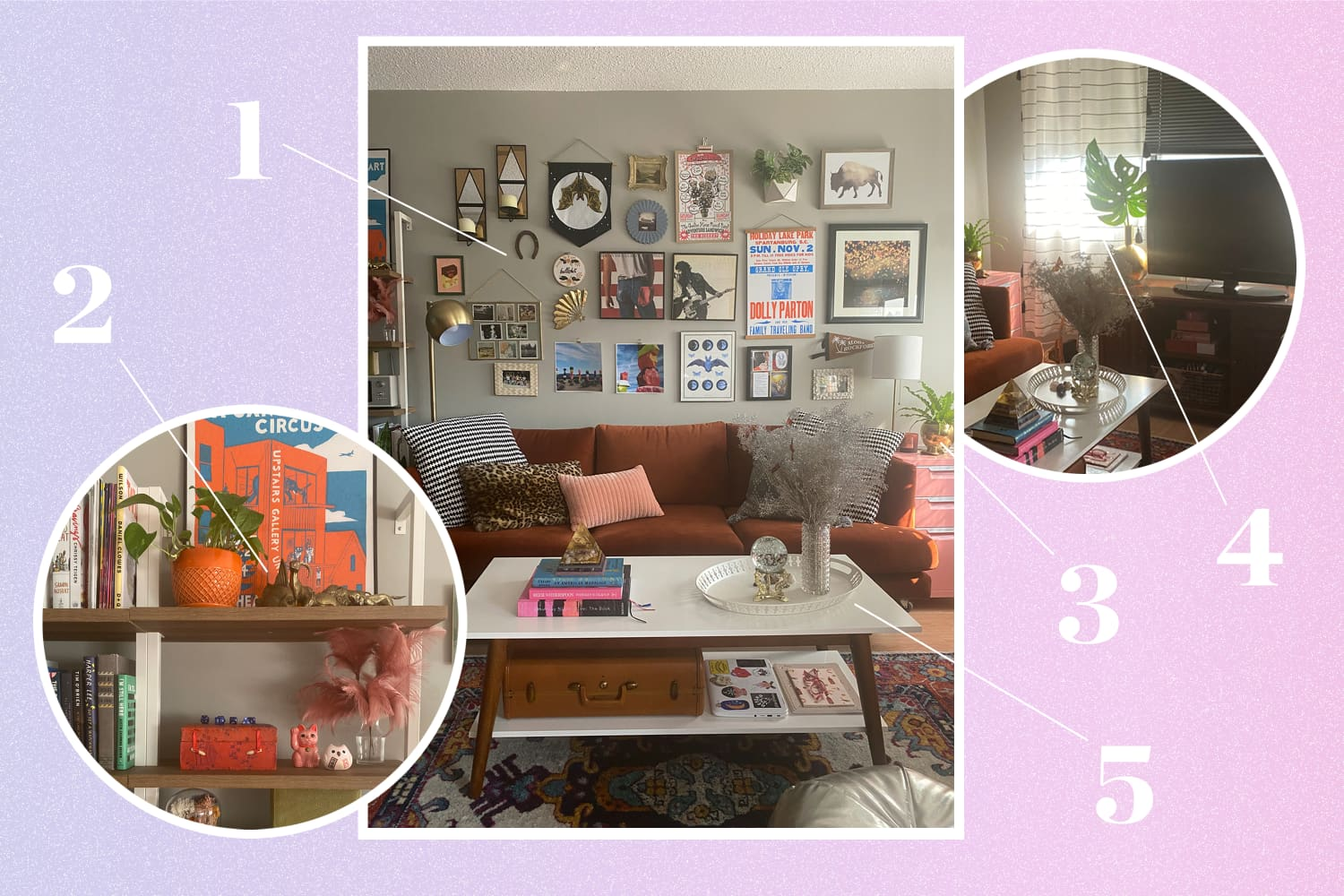 I Took the Best Living Room Tips from Home Stagers to Renew My Space—and My Attitude