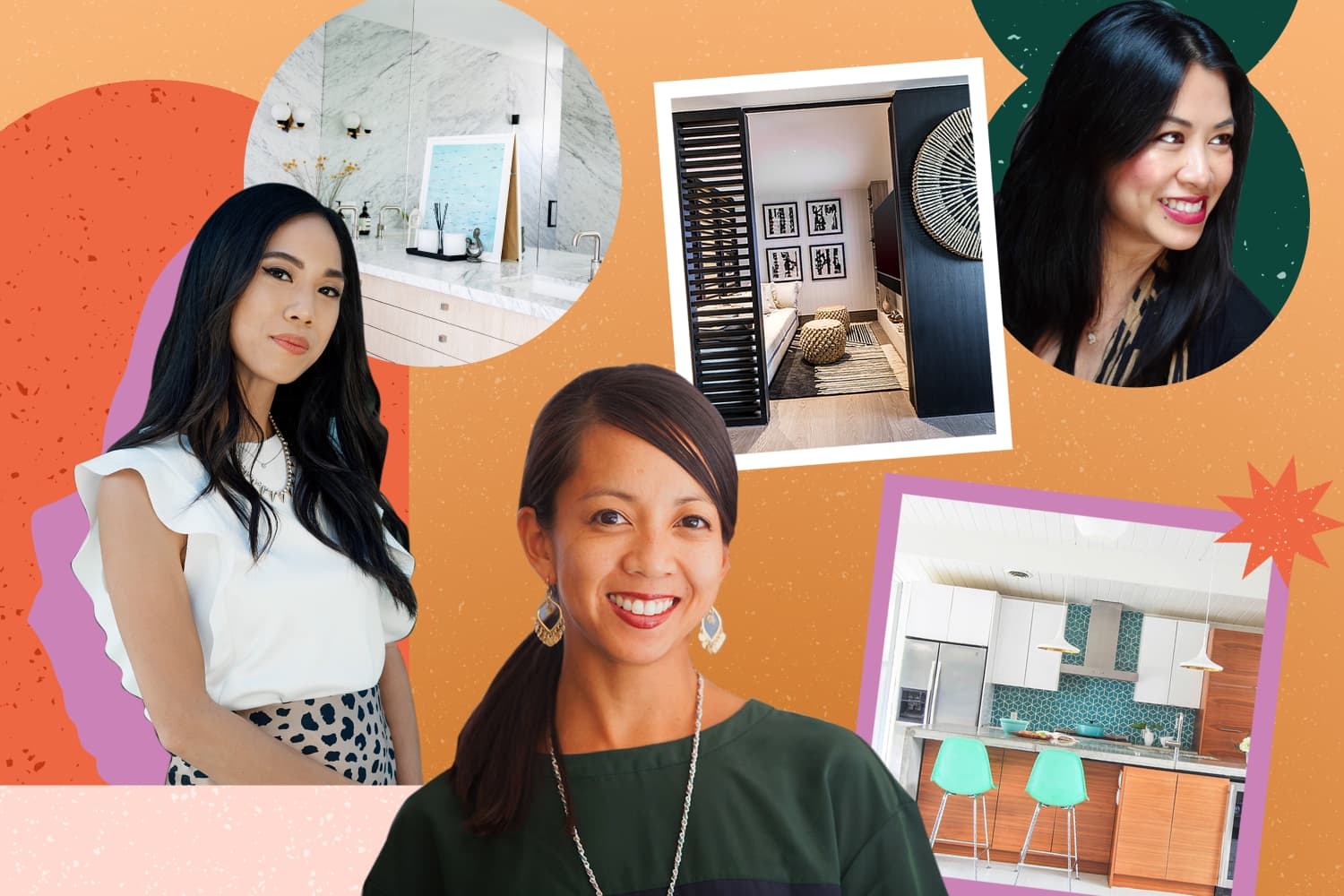 Open-Floor Plans, Artisanal Details, and Woven Textures: 3 Filipino-American Designers on How Their Roots Inform Their Interiors