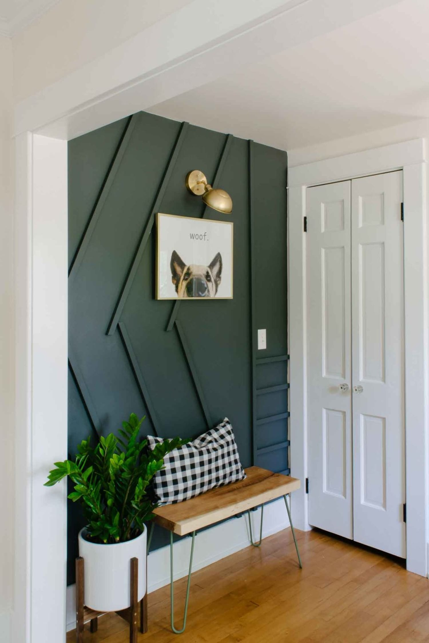 Design Welcoming Cozy Entryway Apartment Therapy