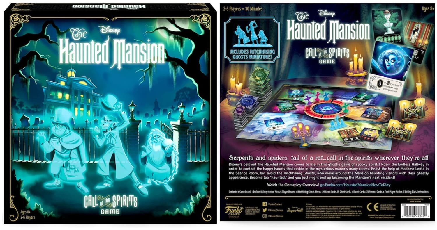 View Disney Haunted Mansion Video Game Images